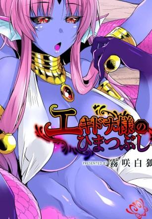 เอชจินะ-ซามะ 2 : ถ้าหวงน้องนัก ฉันจัดเธอละกัน – [Kirisaki Byakko] Echidna-sama no Himatsubushi Dai Roku Soume